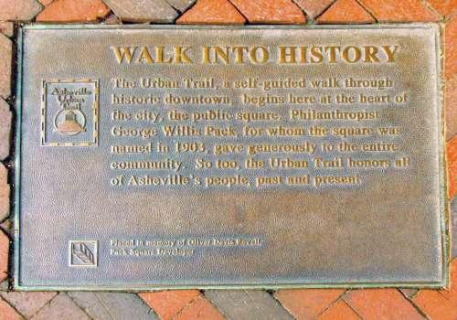 Walk Into History