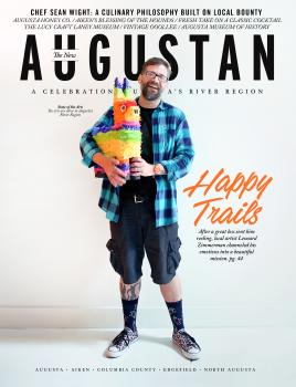 Issue 4 New Augustan Cover