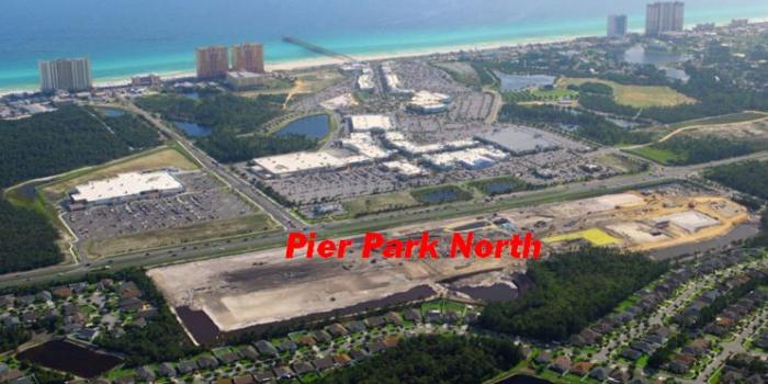 Shops in pier park north opening for Parkway motors panama city