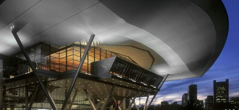 Convention Conference Facilities In Boston