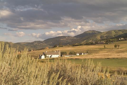 McPolin Farm's Famous White Barn