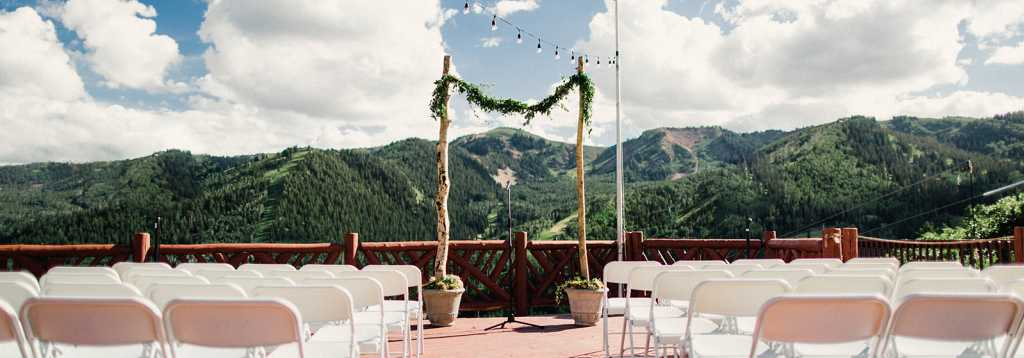wedding venues reception sites in park city park city groups