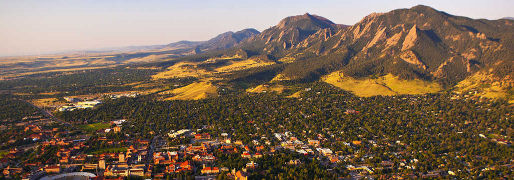 About Boulder Colorado Lifestyle Facts History Boulder - Boulder colorado on a map of us