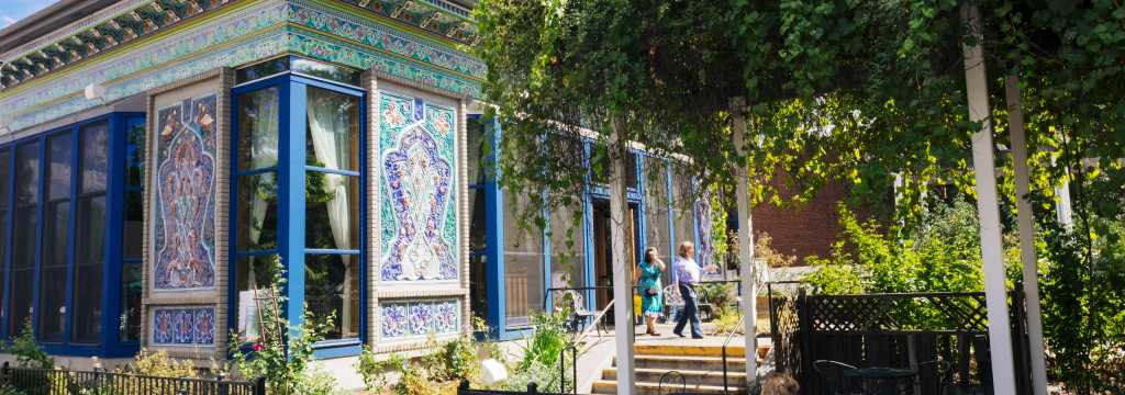 The Insider's Guide to the Dushanbe Teahouse in Boulder on