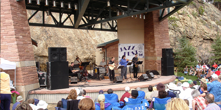 Image result for estes park jazz festival