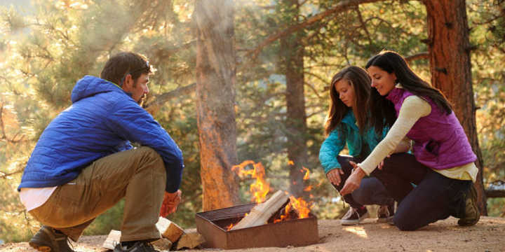 Camping In Estes Park Rocky Mountain National Park