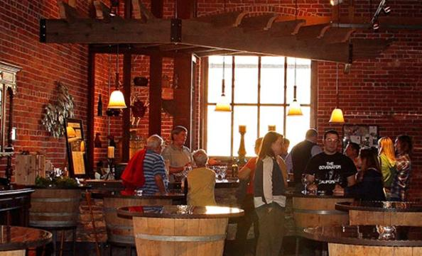 Wineries and Tasting Rooms Header Image