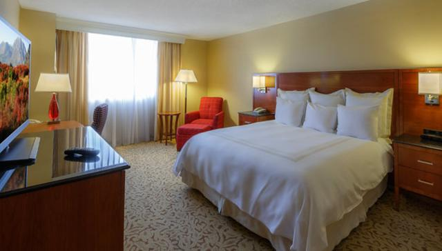 Provo Marriott Room