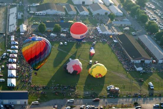 Lansing Balloon
