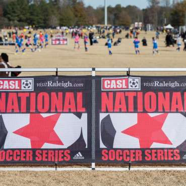 2014 visitRaleigh.com National Soccer Series