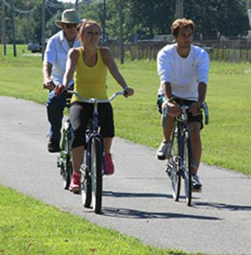 Bike Trails in Northwest Indiana