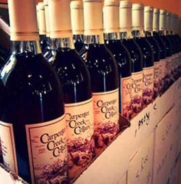Wine Tastings at Carpenter Creek Cellars
