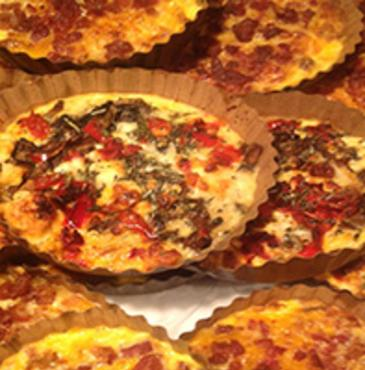 Savory Pies at Timbrook Kitchens