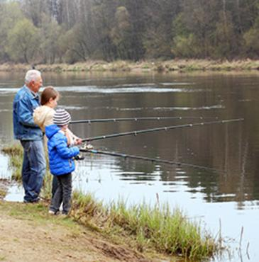 Fishing in Northwest Indiana