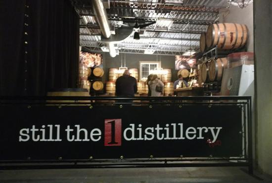 StillTheOne Distillery
