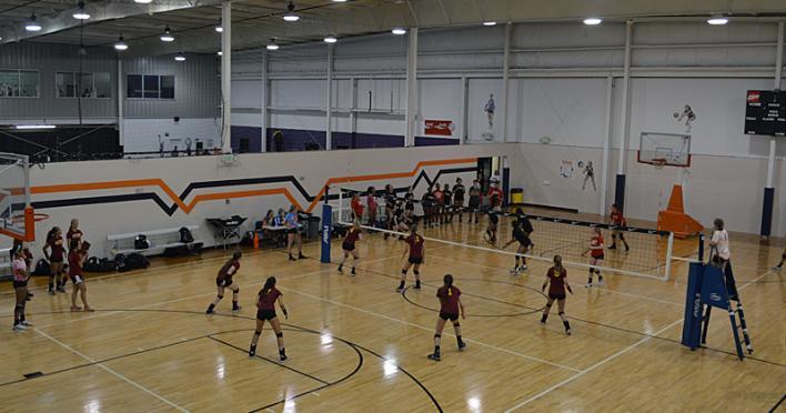 Capital Sports Facility