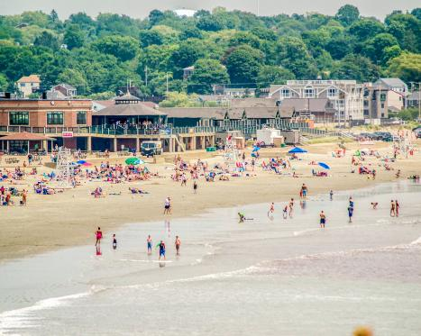 Beaches in Newport
