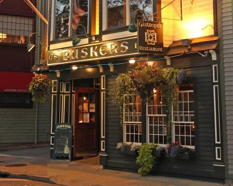 Busker's Irish Pub