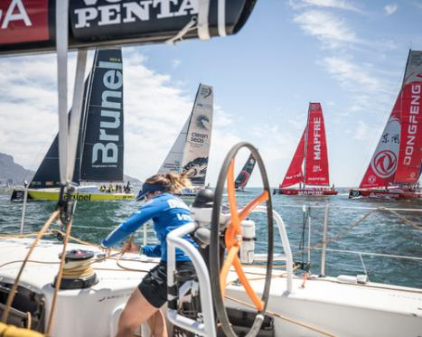 Fast Facts On Volvo Ocean Race