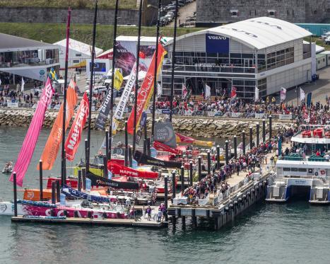 Volvo Ocean Race Digital Army