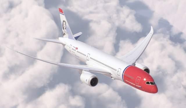 Norwegian dreamliner 2x2