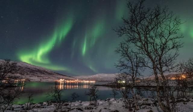 Nordlys, Tromsø
