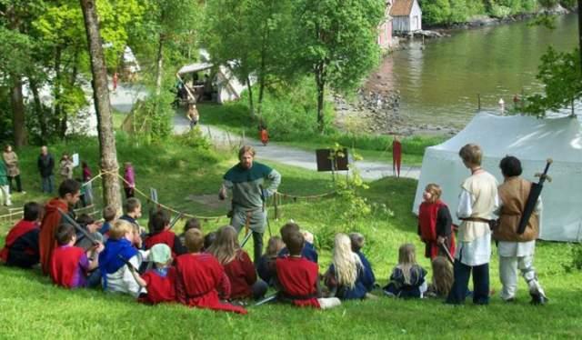 Bjorgvin Marknad - Viking and medieval festival