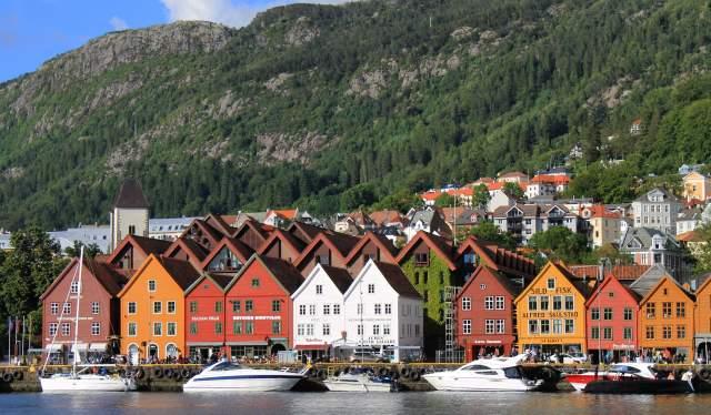 Bergen brygge