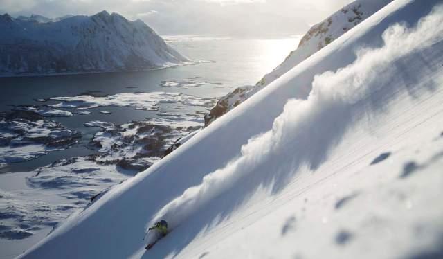 Skjetne, Lofoten