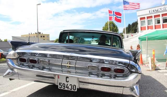 American Festival Farsund Norway