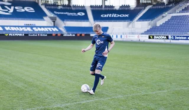 Jens Berland Huseby, Stavanger