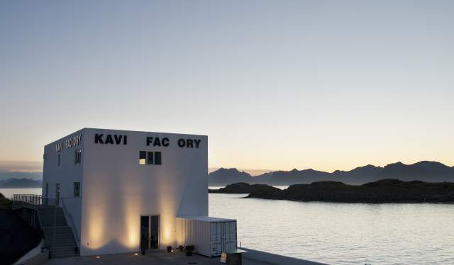 KaviarFactory, Lofoten