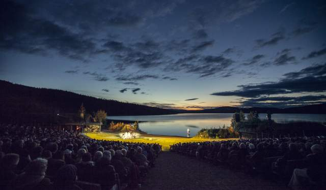 The Peer Gynt festival, Vinstra