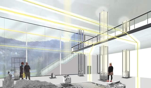 Rjukan museum