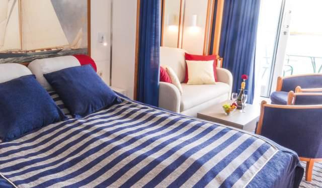 Room on Tallink/Silja Line ship