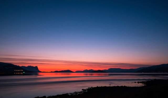 Sørstraumen, Nord-Troms