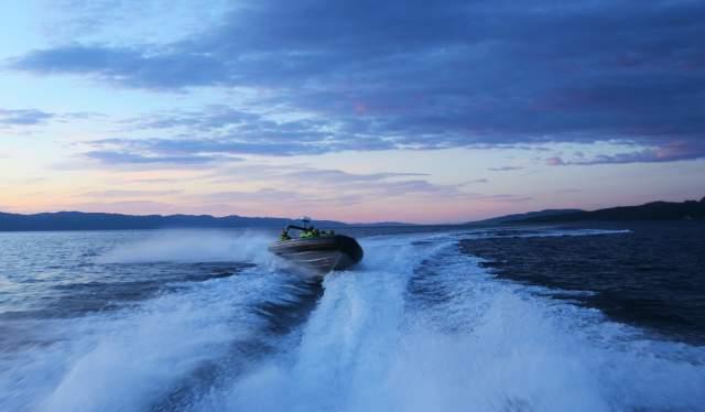 Sea Rafting Lindesnes Havhotell