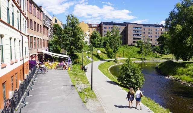 Syng, Oslo