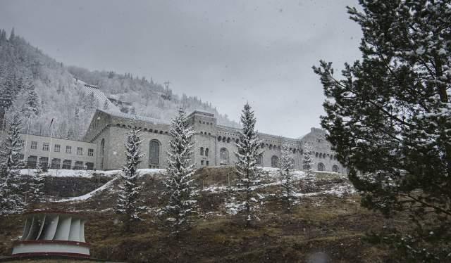 Vemork, Rjukan
