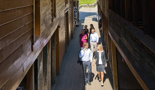 Bryggen, the Hanseatic wharf