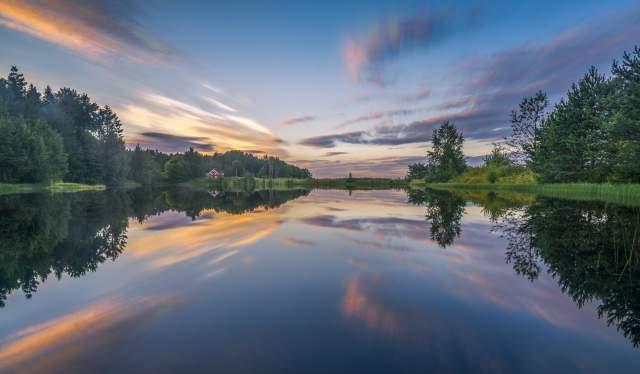 Hovlanddammen, Nøtterøy