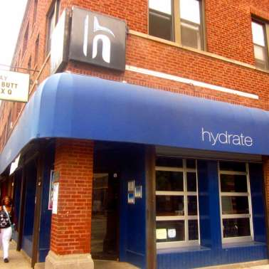 Beat the Heat at Hydrate