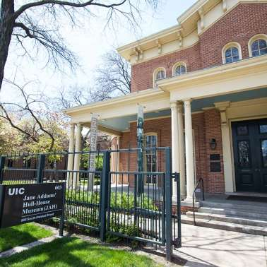 Jane Addams Hull House Museum