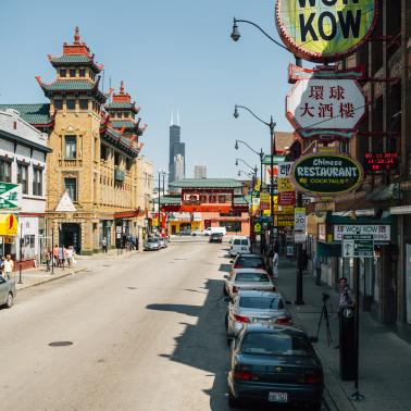 World in a City: Chicago's Culturally Diverse Neighborhoods
