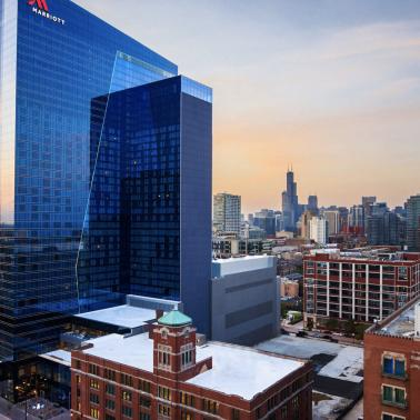 ©Marriott Marquis Chicago