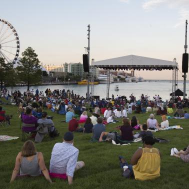 Polk Bros Park: Catch a Performance at Navy Pier's Newest Performance Space
