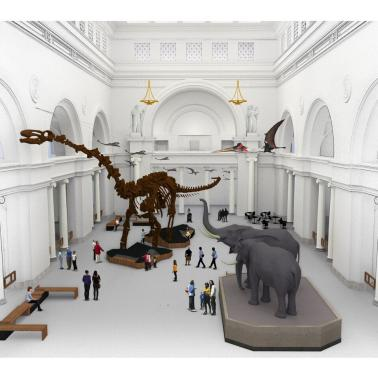 Big Things are Happening at Chicago's Field Museum of Natural History