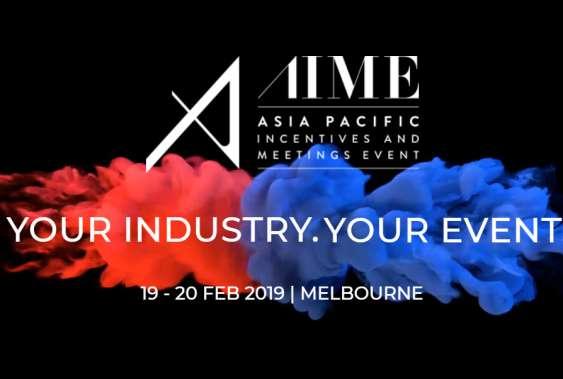 AIME 2019 banner