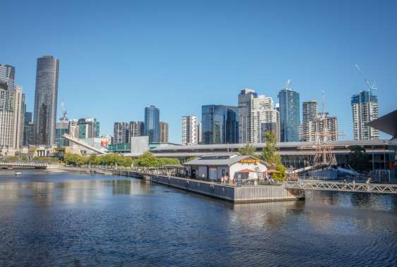 Melbourne, Southbank and MCEC