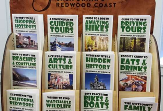 Humboldt Adventure Guides